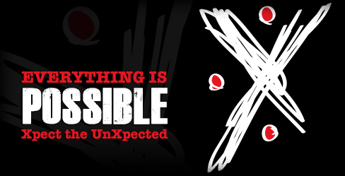 X: EVERYTHING IS POSSIBLE